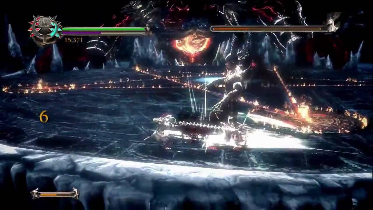 Dante S Inferno Final Boss Battle Lucifer Hd