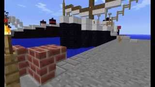 MineCraft | An Old Fishing Boat