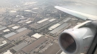 American Airlines Airbus A321 / Dallas Ft Worth to Charlotte / 4K Video