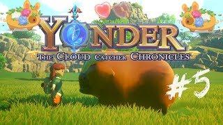 У МЕНЯ ЕСТЬ ХРЮШКА ► Yonder: The Cloud Catcher Chronicles ►#5
