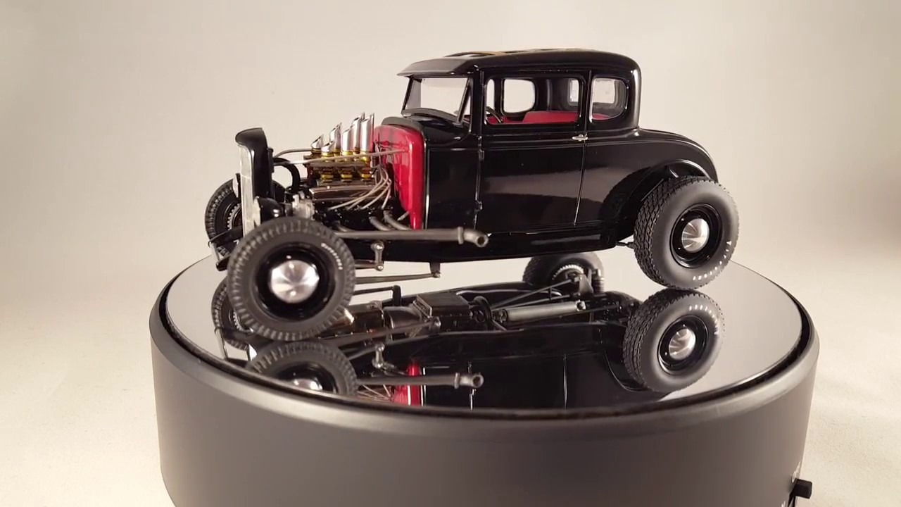 Revell 30 Ford Coupe Youtube
