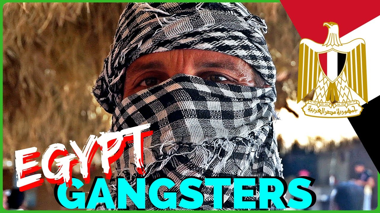 SAHARA DESERT GANGSTERS // TRAVEL EGYPT 2017 مصر