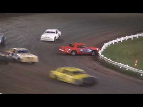 Darkside Topless Weekend Special Hobby Stock Heat Farley Speedway 10/20/17