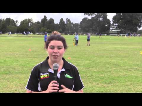 Cricket and Harmony 8's played in Bairnsdale
