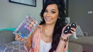 Makeup Geek Eyeshadow Collection | Review & Swatches