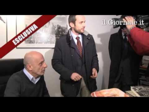 L'arresto di Alessandro Sallusti