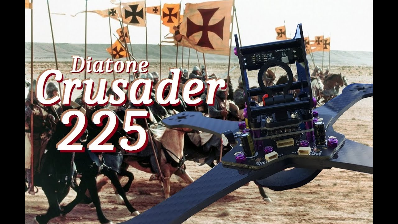 maxresdefault diatone crusader 225 frame review & tyrant 180 youtube  at fashall.co