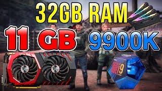 20.000TL SİSTEMLE ZULA OYNAMAK (32GB RAM + 9900K + 1080Ti 11GB)