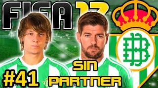 FIFA 17 Real Betis Modo Carrera #41 | LOS REGENS FUNCIONAN | SIN PARTNER