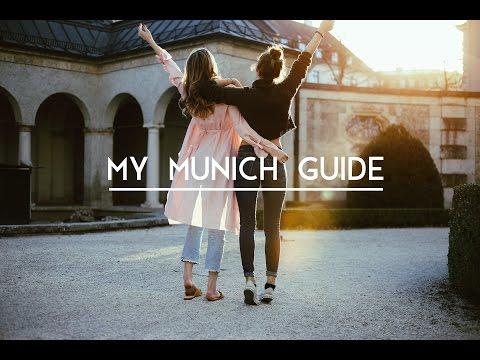 MUNICH GUIDE #2 - Unsere Liebsten Cafes und Plätze in München