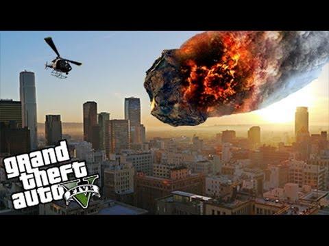 LA FIN DE GTA 5 !