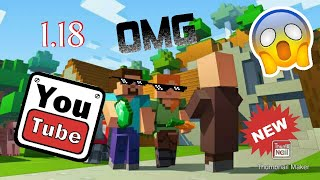 How to download mincraft 1.18 free