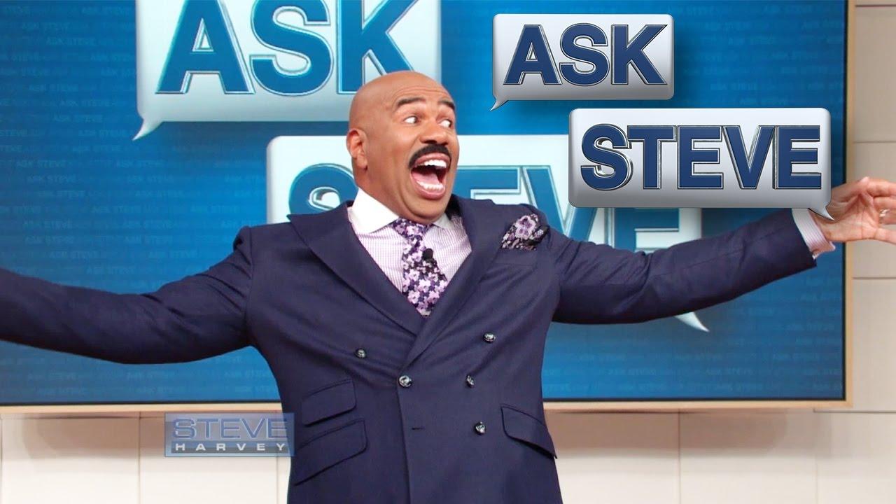 Download Ask Steve: Can I talk to you?    STEVE HARVEY