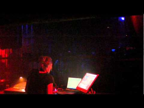 "Dasha Rush live act @ All you need is ears"" at Tresor berlin 2010"