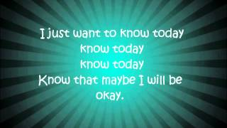 I Just Want to Be OK Lyrics Ingrid Michaelson