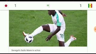 Highlights: Japan vs Senegal [FIFA World Cup 2018]