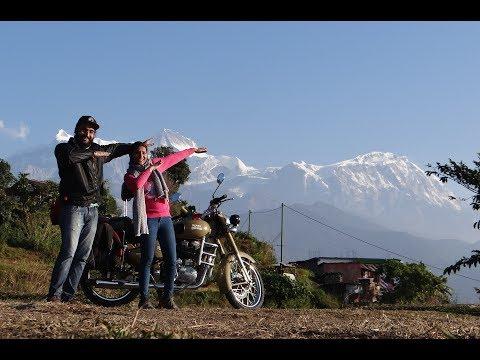 Motorcycle trip: Delhi - Nepal - Delhi on Royal enfield