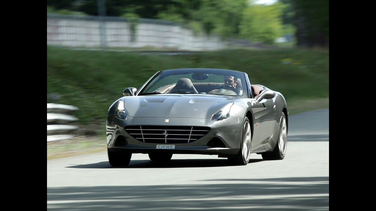 essai ferrari california t 2015 youtube. Black Bedroom Furniture Sets. Home Design Ideas