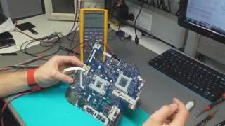 Acer aspire 5750zg восстановление после неудачной замены матрицы