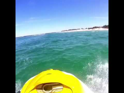 Jet Ski Tour in Panama City Beach!