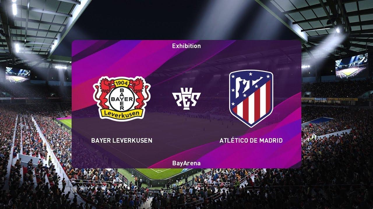 Leverkusen Madrid 2020