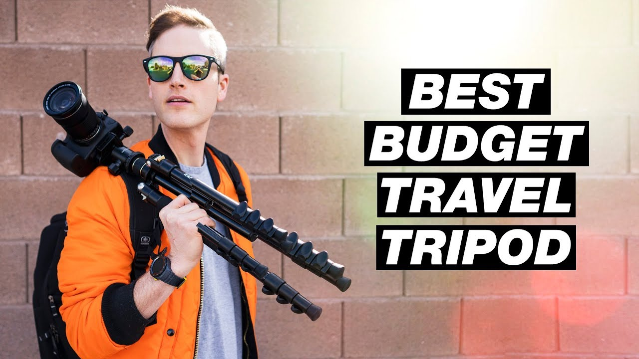 Best Budget Travel Tripod K F Concept Tripod Review Youtube