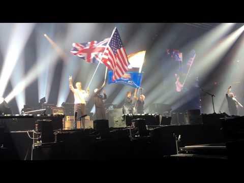 Paul McCartney at Chesapeake Arena OKC 7/17/2017