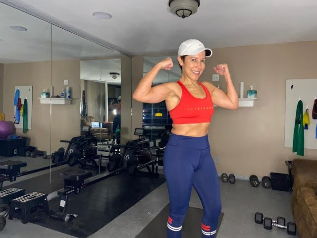 Workout With Maria - Full Body