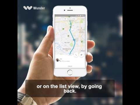 Wunder Tutorial | How do I get a passenger?