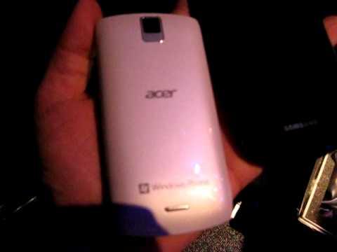 Acer Allegro Hands On