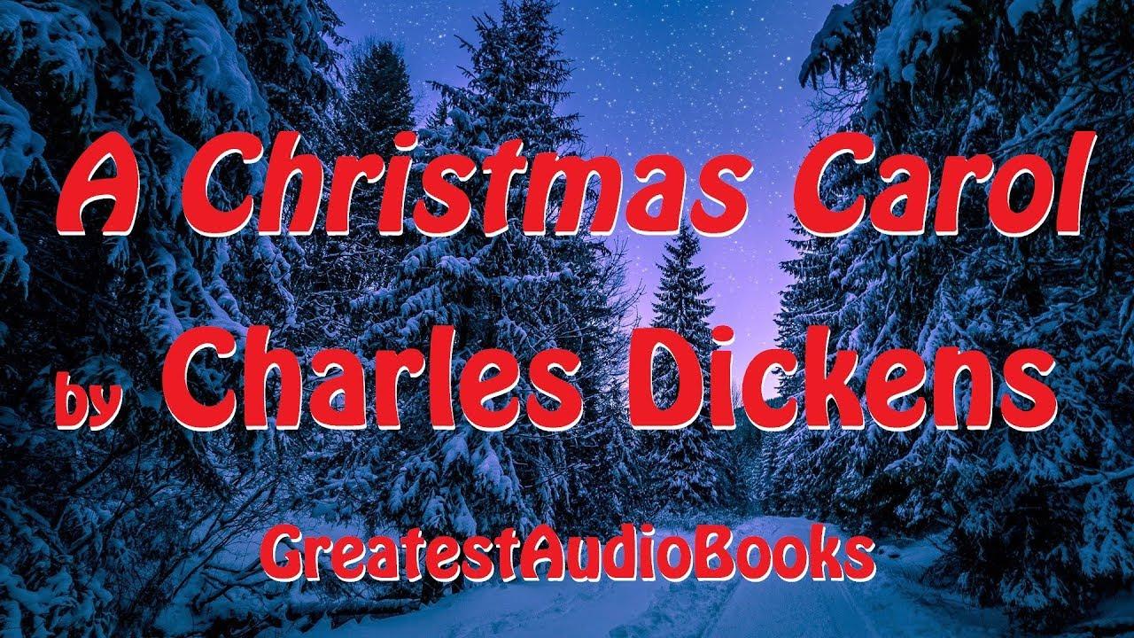 A CHRISTMAS CAROL by Charles Dickens - FULL AudioBook 🎧📖 Greatest🌟AudioBooks V10 - YouTube