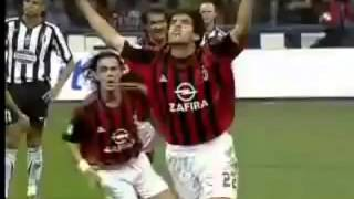 Ac Milan vs Juventus 3-1  All Goals 2003-2004