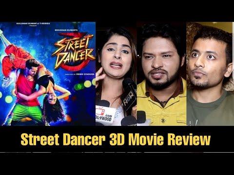Street Dancer 3D Movie Review | Special Media Show | Varun Dahwan, Shraddha Kapoor, Prabhu Deva
