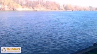 река Днестр, город Тирасполь, республика Приднестровье