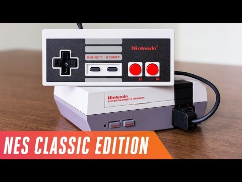 Nintendo has sold nearly 200,000 NES Classic Edition consoles in the US