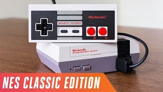 Nintendo NES Classic first look