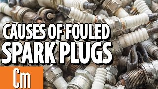 Causes Of Fouled Spark Plugs   Counter Intelligence