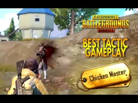 Chicken Master Tactic Pubg Mobile Android Ios Aranggames Youtube