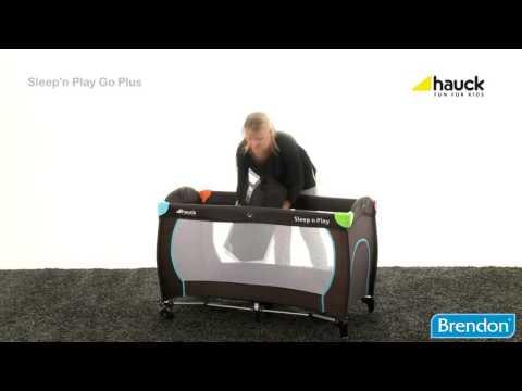 hauck - Sleep n Play Go Plus f74c2ff8c2