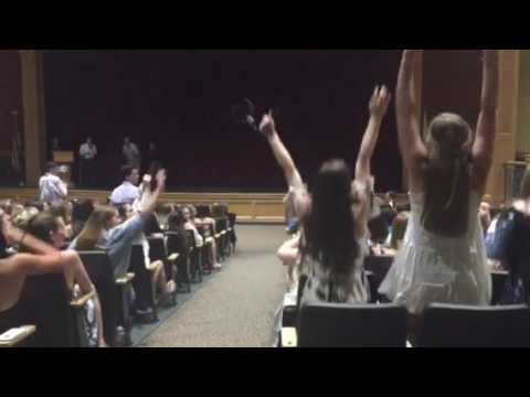 Grace at Hingham Middle School wins award!