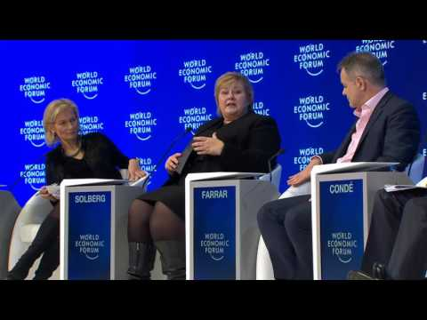 Davos 2017 - CEPI: A Global Initiative to Fight Epidemics