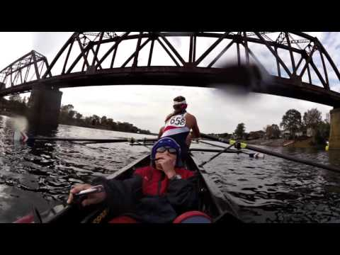 Head of the south 2016 Womens 4+