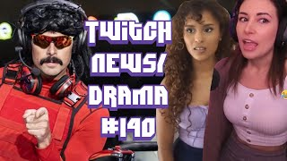 Twitch Drama/News #140 (Doc's TV Show, Alinity Responds, Soda Christmas Stream 2019, Pokimane Thicc)