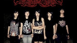 Monster Phobia - Beautiful Manipulation (Female Metalcore Band Surabaya)