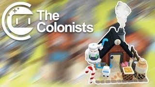 ЭНЕРГИЯ ТРЕТЬЕГО УРОВНЯ! #9 THE COLONISTS ПРОХОЖДЕНИЕ