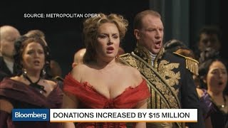 Met Opera Opens Season With Surplus, Brighter Future