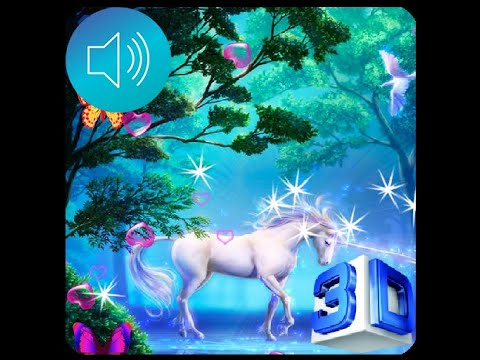 3d Unicorn Wallpapers Screen Lock Sensor Auto Apps On Google Play