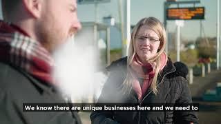 Llwyddo'n Lleol | Leaving for Liverpool [Short Film]
