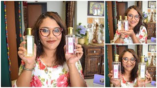 Yardley London Lavender And English Rose Perfume Review Beautyandthecode Shriya Sagdeo