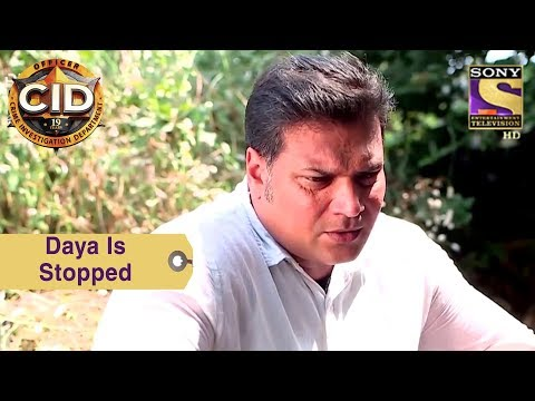 Your Favorite Character | Daya Stopped From Taking Action | CID